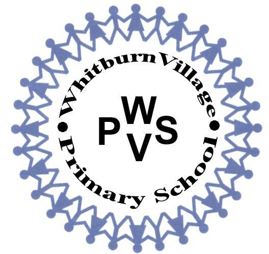 Whitburn Village Primary School  Logo