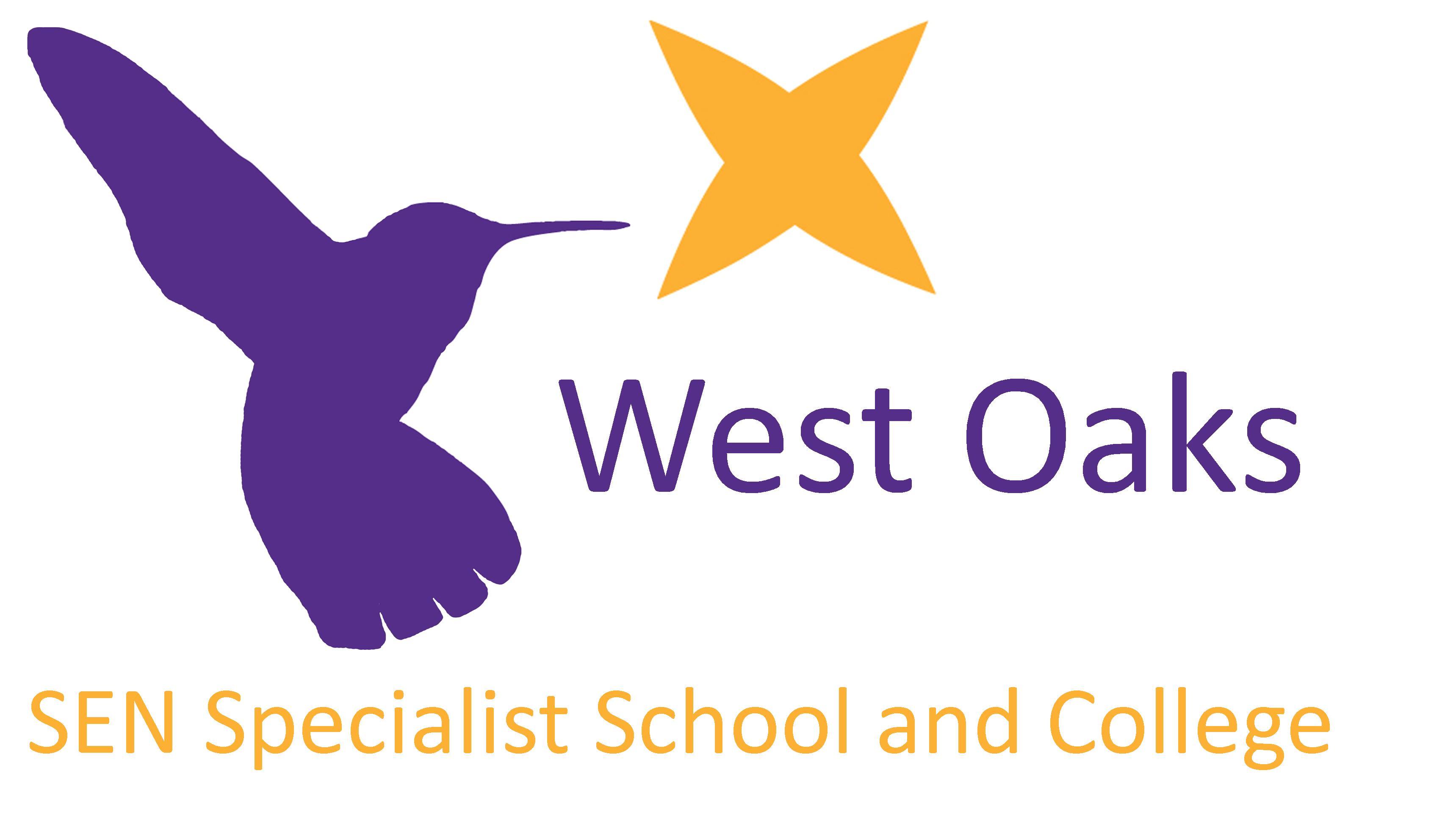 West Oaks SEN Specialist School and College Logo