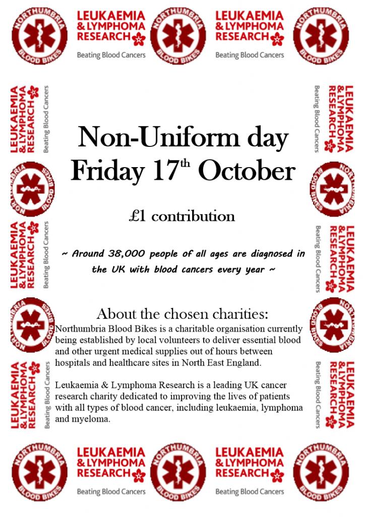 Non-UniformOct14 Poster