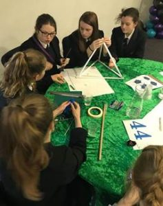 Girls STEM Event activity