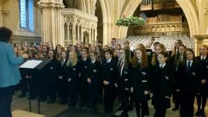 wells choir