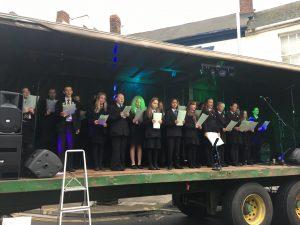 Court Fields Choir