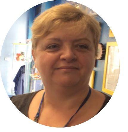 Mrs R Gibson : Attendance & Inclusion Coordinator