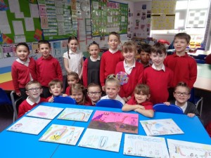 Year 2 Drawing Club