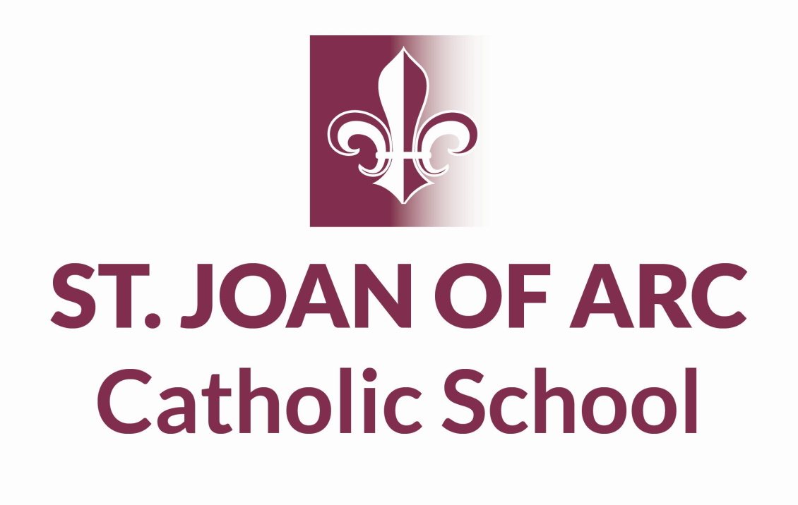 St Joan of Arc School Logo