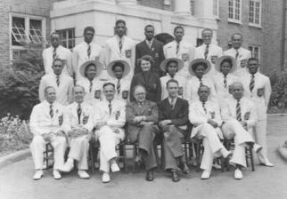 Alperton-1948-Jamaican-Team