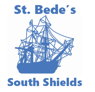 With Christ at our side to guide us, Logo