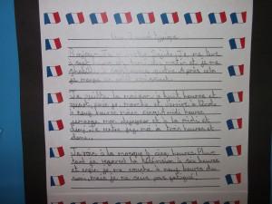 Y5 French