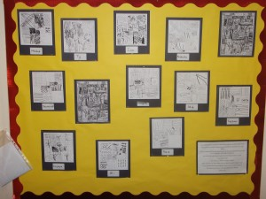 Art in Year 1