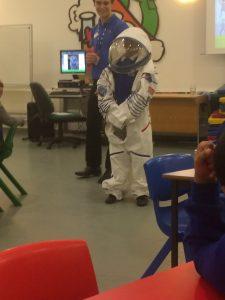 Ali the Astronaut