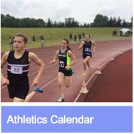 Athletics timetable