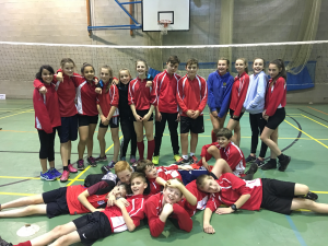 Volleyball Y7/8