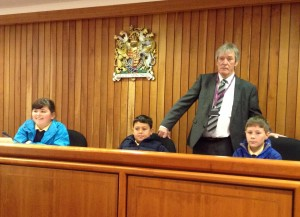 Year 6 Pupils Visit South Shields Magistrates Court