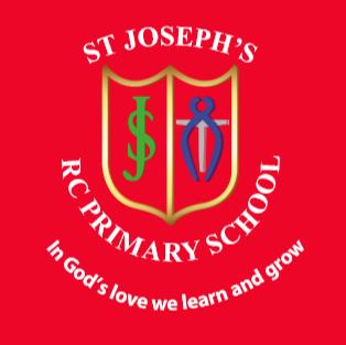 St Joseph's RC Primary  Logo
