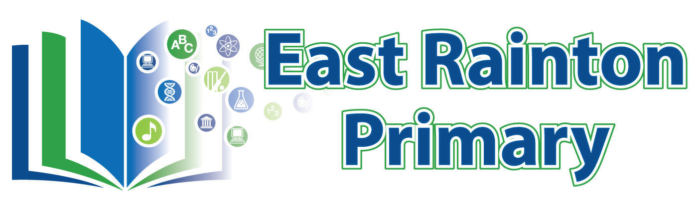 East Rainton Primary School Logo