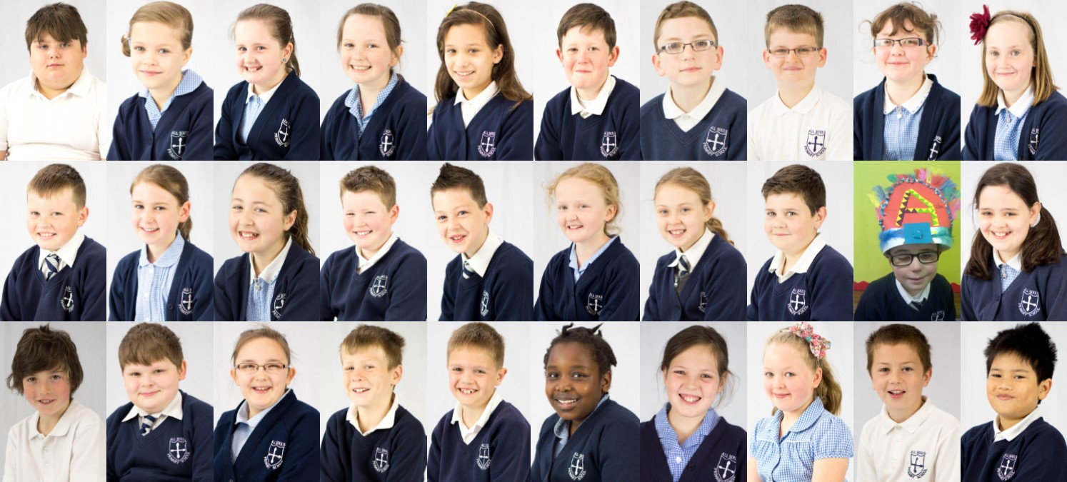 Our Year 6 children 2013-14
