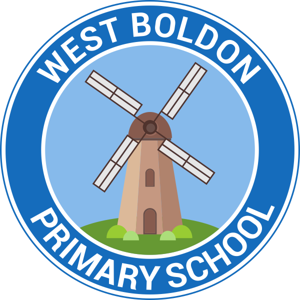 West Boldon Primary School Logo