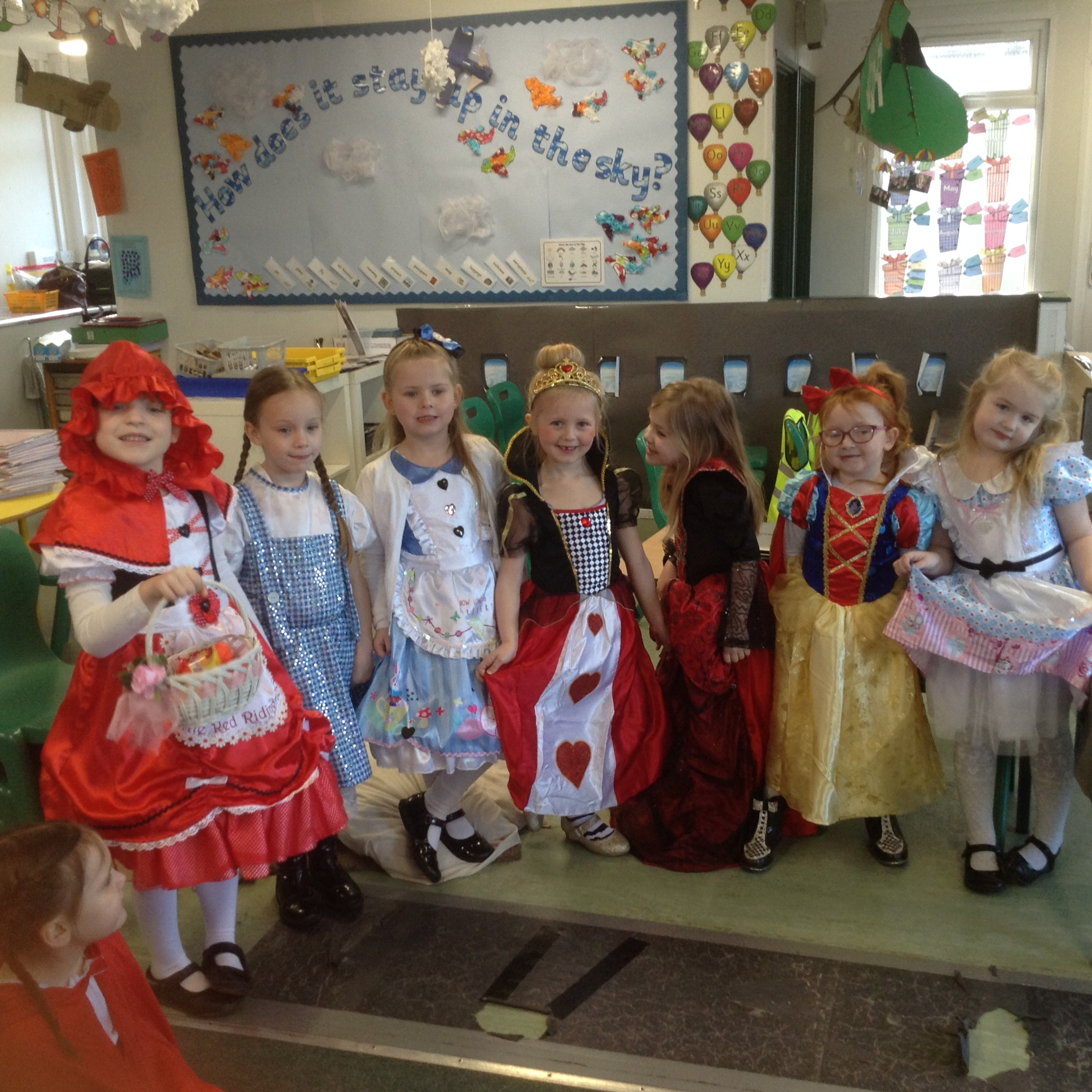 world book day 4 class 4