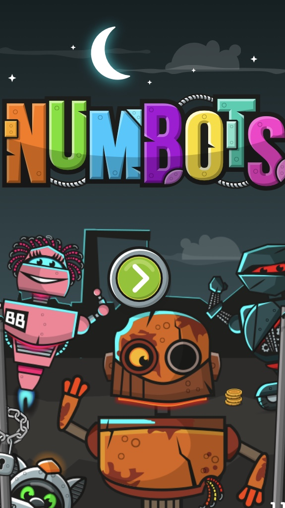 Numbots for KS1 |