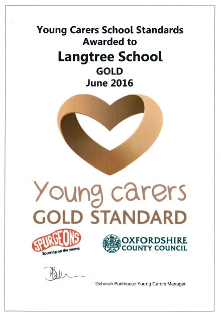 young carers gold