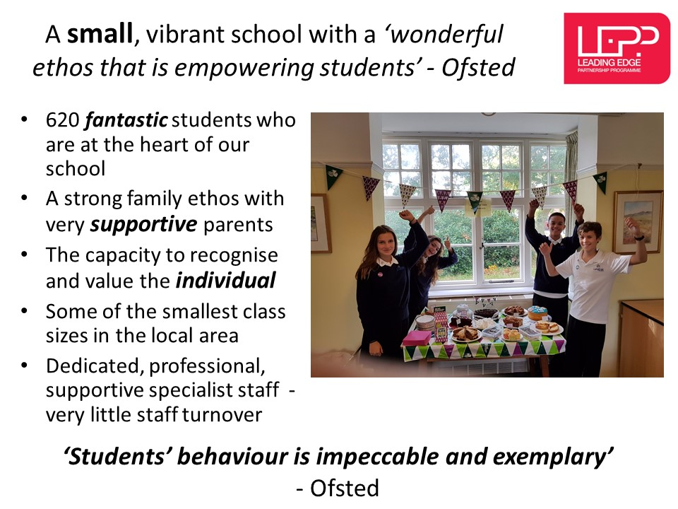 Open Evening Headteacher's Presentation   Langtree School