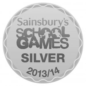 school games silver 2013-14