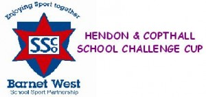 hendon & copthall challenge cup logo