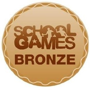 school games bronze logo