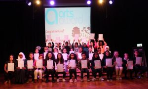 Woodcroft Bronze Arts Achievers 2016