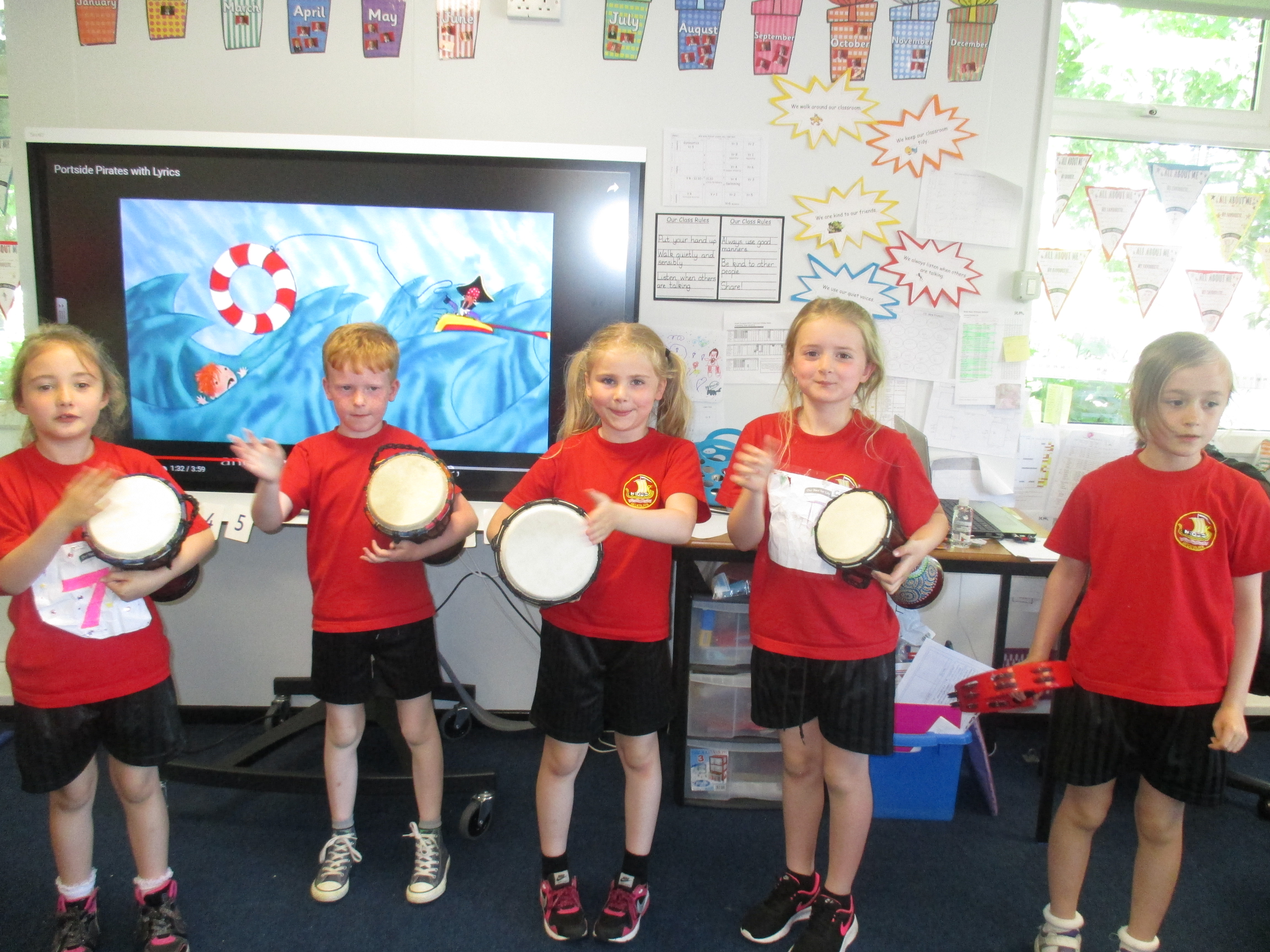Pirate Shanties! | Bede Burn Primary SchoolBede Burn Primary