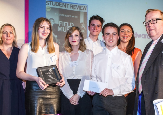 Student Review Winners