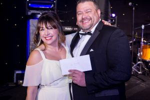 340 guests enjoyed a spellbinding evening at our 2018 Ball