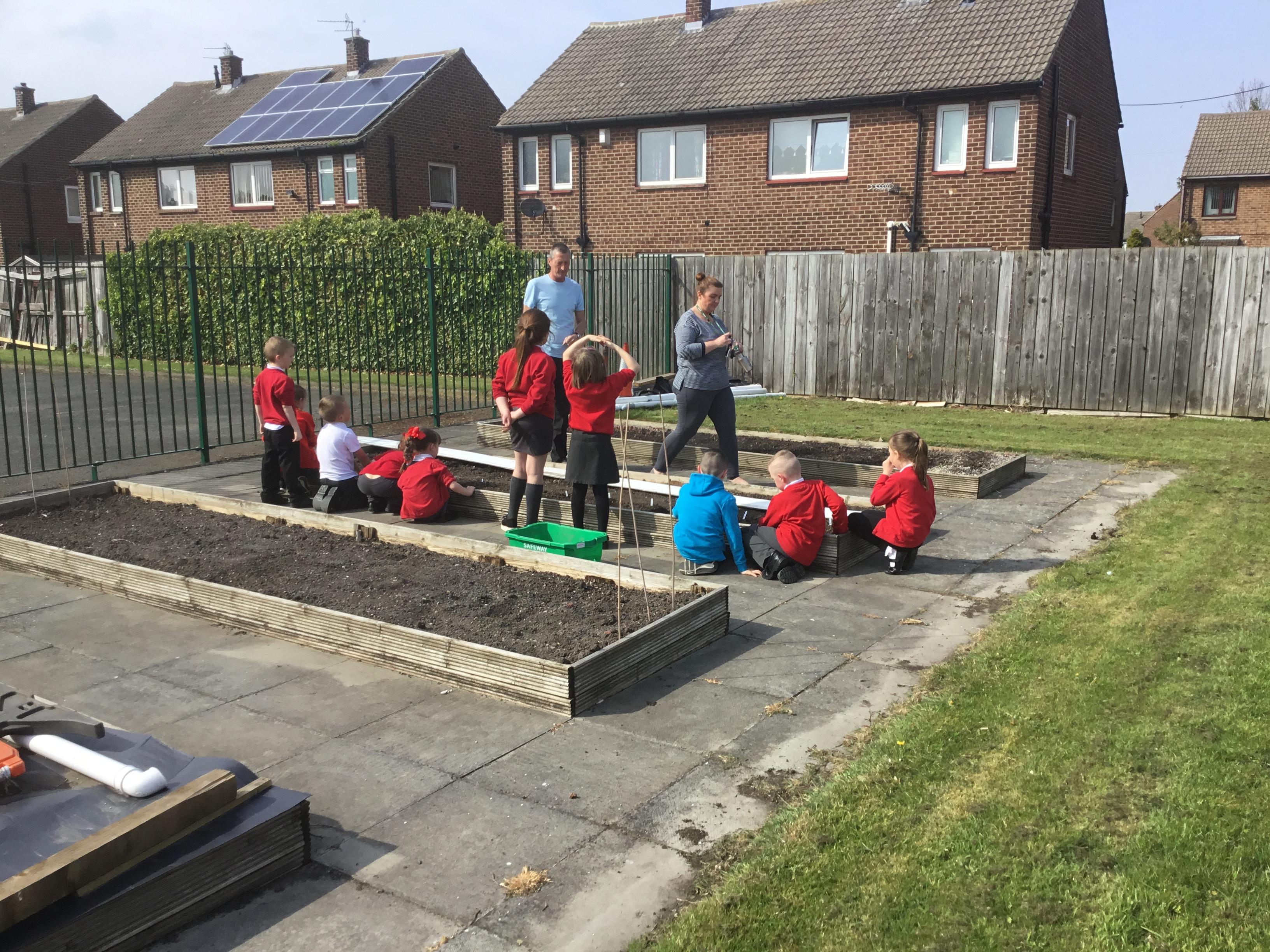 Hedworthfield Primary School