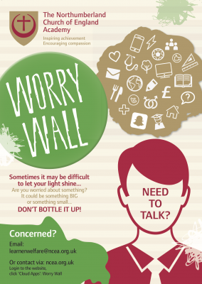 Worry Wall Poster ART2