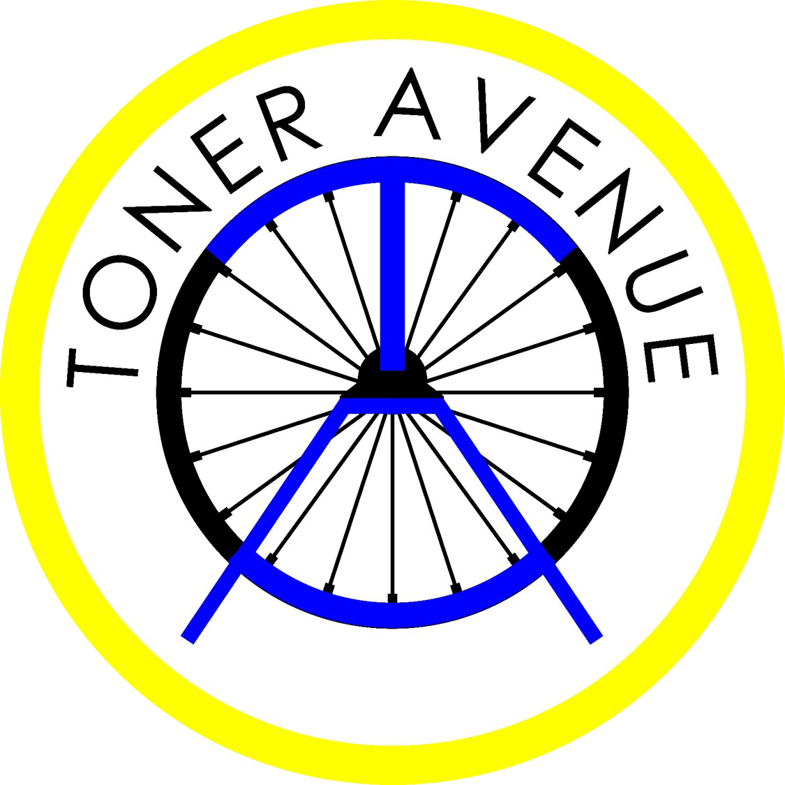 Toner Avenue Primary Logo