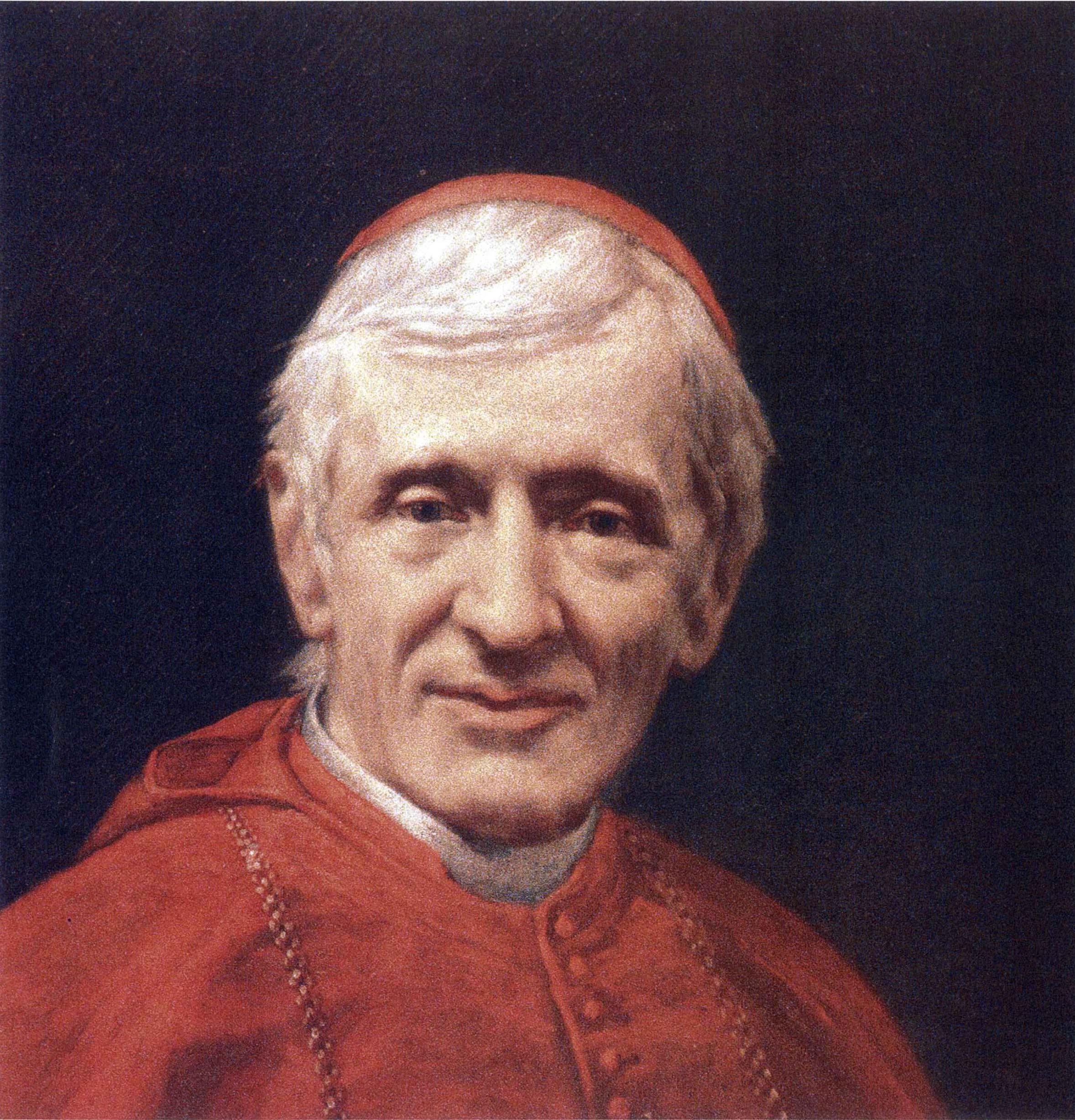 John Henry Newman prayer