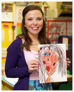 Miss V Skinner - Teacher