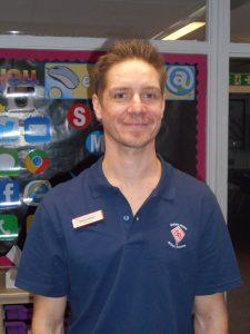 Mr Charlie Cruickshank - Site Manager
