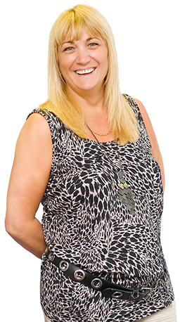 Mrs Petra Back - Head Teacher
