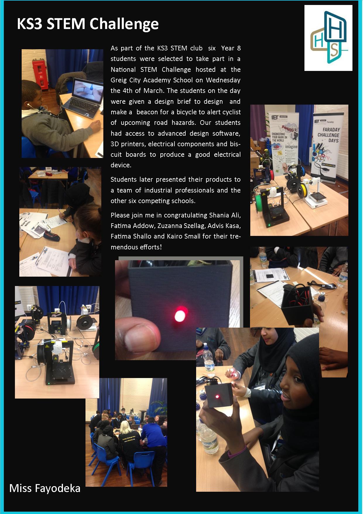 STEM trip Newsletter (1)