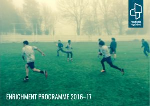 HHS_Enrichment Programme 2016–17_Graphic