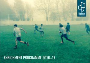 HHS_Enrichment Programme 2016–17_Graphic