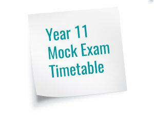 HHS_MockExamTimetable
