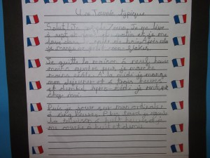 Year 5 French