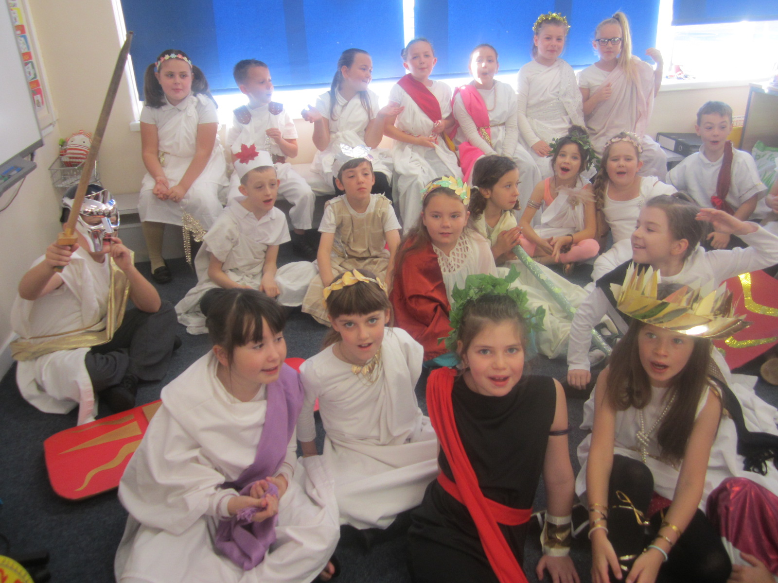 Romans | Mill Hill Primary