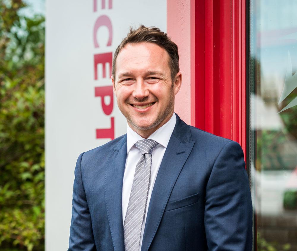 redmoor headteacher Matt Nicolle