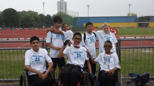 Disability Games 2014