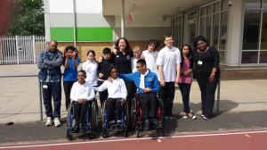 London Disability Games 2014