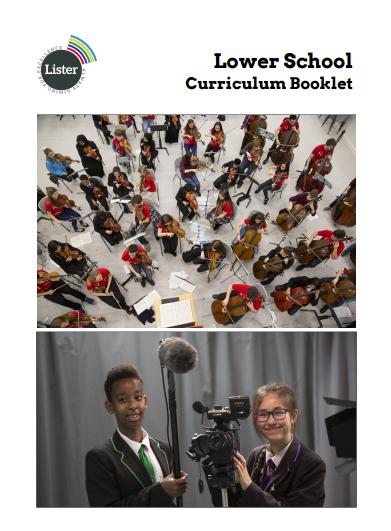 Year 7 Curriculum | Lister Community School