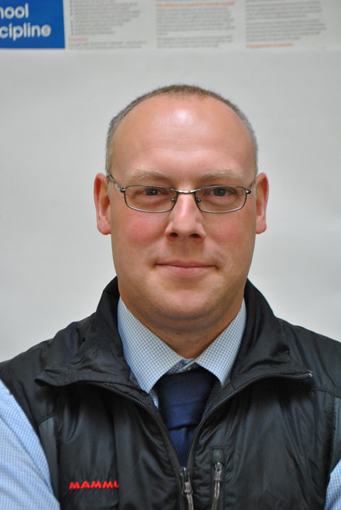 Brendan Slade : Trust Premises Manager
